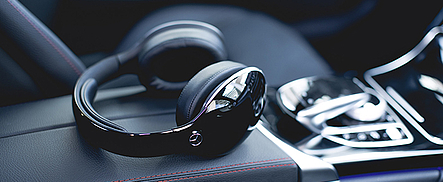 Mercedes-Benz Wireless Headphones