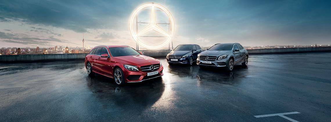 Mercedes Benz Junge Sterne Autohaus Schmolck